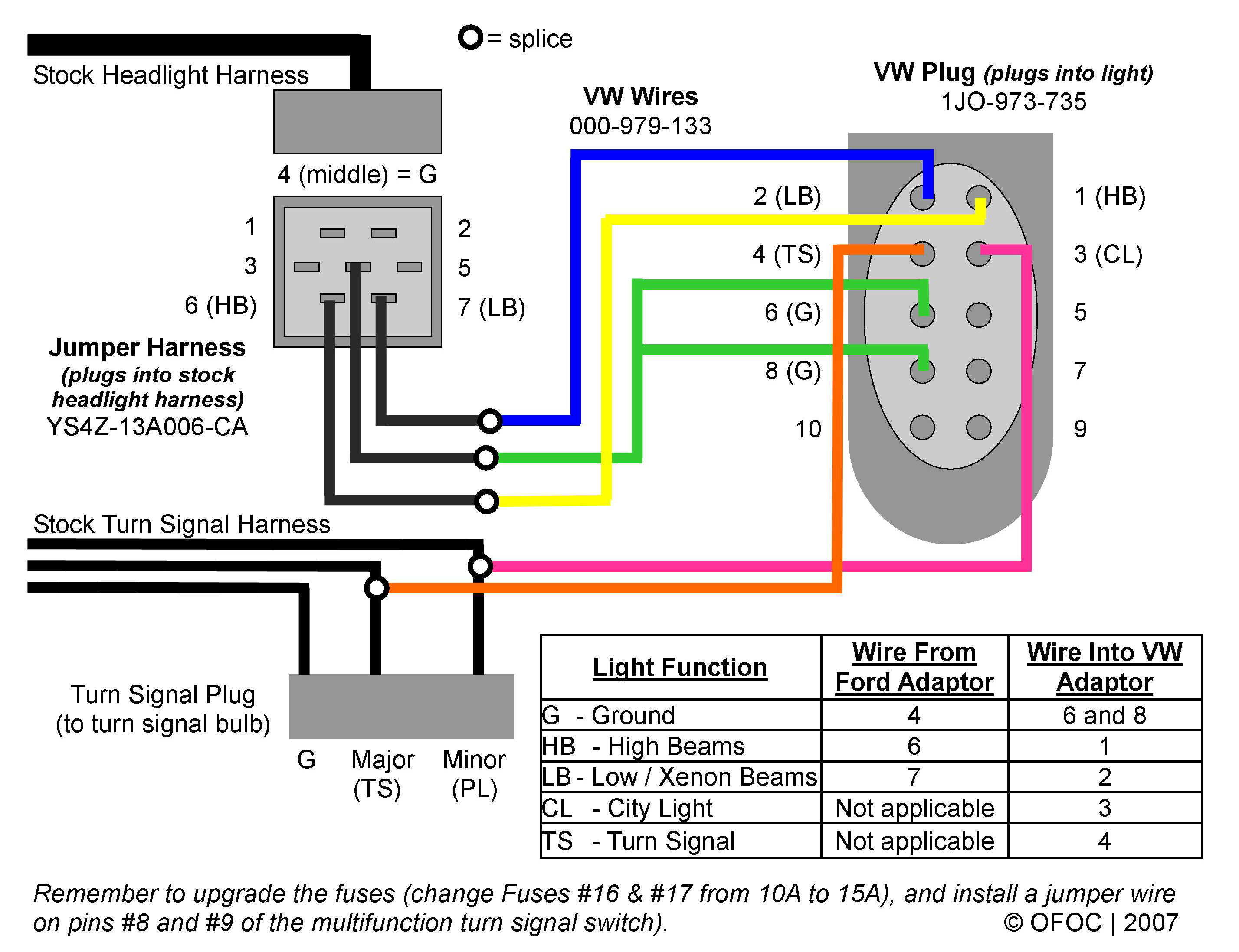 Vw Hid Wiring Diagram - Wiring Diagram 500 Wiring Diagram For Ke Light Switch on